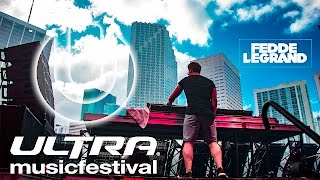 Fedde Le Grand - Live @ Ultra Music Festival Miami 2017, Main Stage