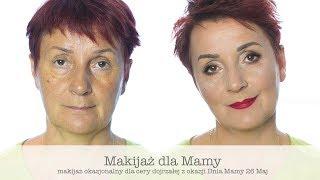 Makijaż Dla Mamy   Cera Dojrzała   Ekspert Lirene Radzi || Zmalowana