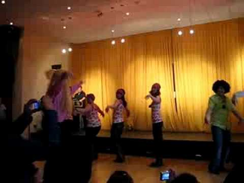 """Rhythm of Life"" The Oxford English Centre Staff Performance"
