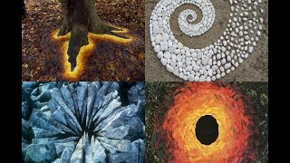 Andy Goldsworthy Art Lesson