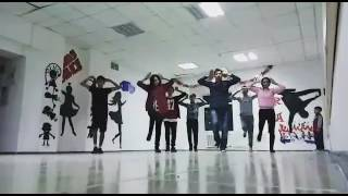 Vouge choreography,