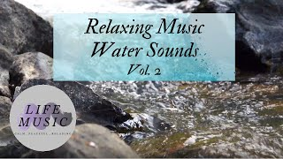🆕 Relaxing Music 🏻 3 Hours Calming Water Sounds For Sleeping 2020 👉 Life Music