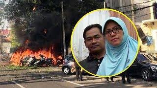 Polisi Ungkap Kondisi Jenazah Dita Usai Seminggu Tewas dalam Aksi Teror Bom di Surabaya