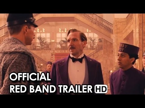 The Grand Budapest Hotel (2014) Red Band Trailer