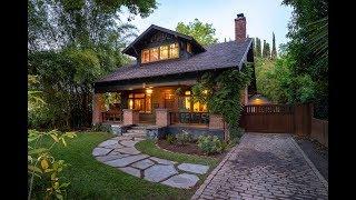 Impeccable 1911 Craftsman + Bonus Space In Pasadena | 126 N  Meridith Ave