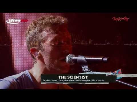 Coldplay - The Scientist (Rock In Rio 2011 - Legendado)