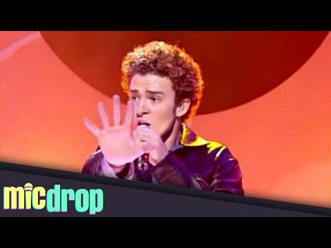 """NSYNC """"Bye Bye Bye"""" LIVE Performance - MicDrop"""