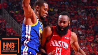 GS Warriors vs Houston Rockets - Game 3 - Full Game Highlights | 2019 NBA Playoffs