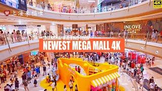 Video : China : New ShangHai mall