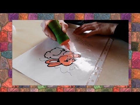 Window Color Tutorial für Anfänger DIY * subtitles *