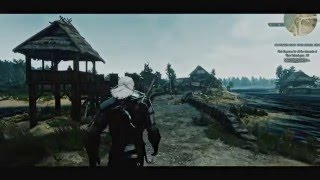 The Witcher 3 Cinematic Remake