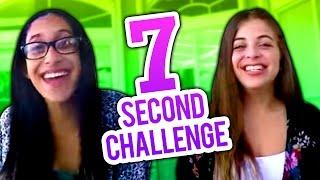 Seven Second Challenge! | Baby Ariel