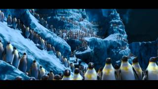 Happy Feet Two, HD, Bridge of Light