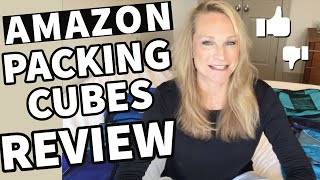 Best Packing Cubes on Amazon ~ Detailed review!