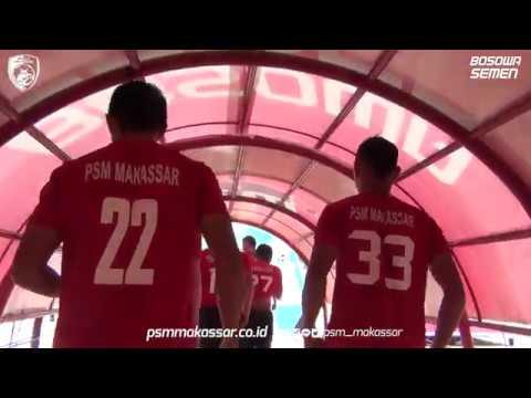 Behind The Scene - PSM Makassar VS PERSIBA Balikpapan