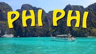 Смотреть онлайн Отзыв про экскурсию на острова Пхи-Пхи в Таиланде