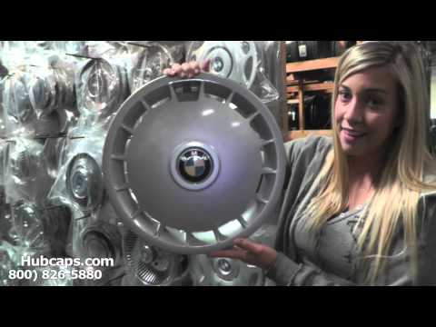 Automotive Videos: BMW 5 Series Hub Caps, Center Caps & Wheel Covers