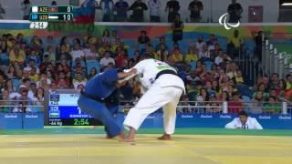 Judo | UZBEKISTAN vs AZERBAIJAN | Men