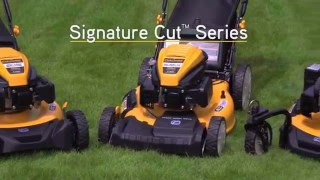 SIGNATURE CUT SERIES™
