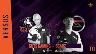 GUTS Gaming vs SCARZ // Rainbow Six APAC North Division - Playday #10