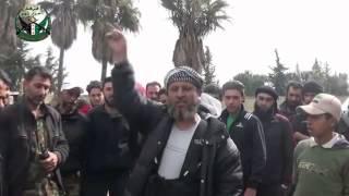 preview picture of video 'الاستعداد للتصدي للهجمة التي تقودها المليشيات الايرانية من قبل ابطال الجيش الحر فرقة أحرار نوى'