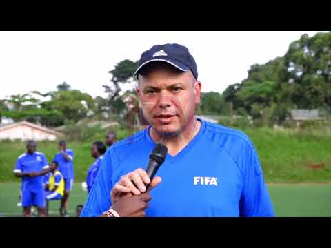 FIFA day beach soccer refeereeing course enters day three