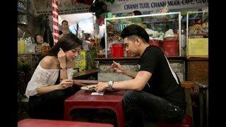 Việt Nam tươi đẹp   Noo Phước Thịnh và Tú Anh vào chợ Đông Ba thưởng thức ẩm thực Huế   VNTD HTV Web