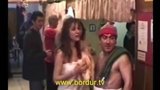 Скрытая камера «Шведская баня» Реакция мужиков