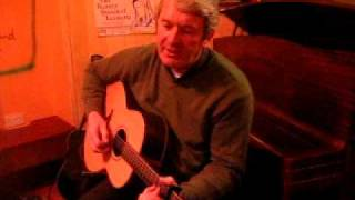 Eric Bothwell sings his own song: 'The Lagan & the Liffey' Charley Farrelly Folk Club July 2011