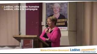 preview picture of video 'Lodève 2014 : ville à taille humaine'