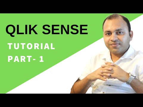 Qlik Sense Basic Tutorial for beginners [Complete Tutorial] - Getting ...
