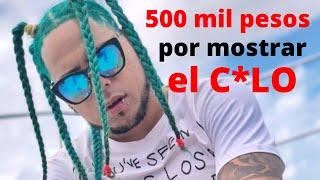 500 Mil pesos y presentación periódica para Carlos Montesquieu