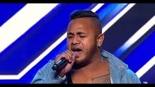 Ofisa Toleafoa (Tee) - The X Factor Australia 2014 - AUDITION [FULL]