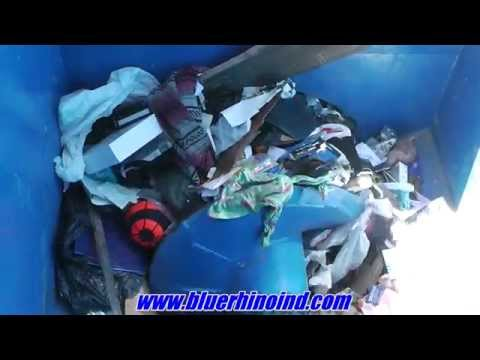 blue rhino auger trash compactor 01
