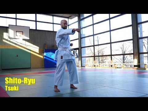 Karate Gürtelprüfung 9.Kyu WEISS (DKV) -  9.Kyu belt exam. Shotokan and Shito-Ryu - TEAM KI