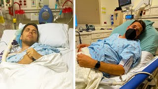 i spent 7 nights in the hospital