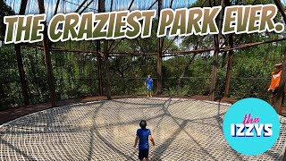We Found the CRAZIEST KIDS PARK EVER