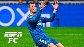 Lyon vs. Juventus analysis: What went wrong for Cristiano Ronaldo's side? | ESPN FC
