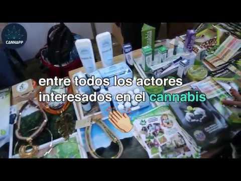 ExpoMedeWeed, la feria internacional del cannabis