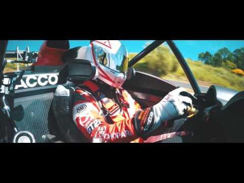 Romain Dumas repart à la conquête de Pikes Peak !