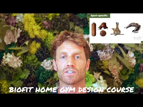 Biofit / Home Gym Design / Online course / promo - YouTube