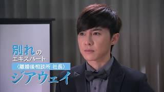 台湾ドラマ「マーフィーの愛の法則」60秒トレーラー