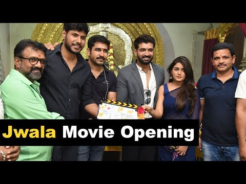 Jwala Movie Opening Event