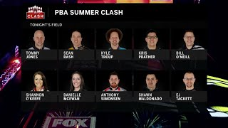 2020 PBA Summer Clash | PBA Bowling On FOX Full Telecast