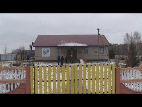 В д. Илистанбетово отремонтировали крышу клуба