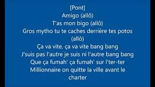 Alonzo   Amigo Ft. DJ Spike Miller (ParolesLyrics)