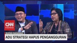 Download Video Adu Strategi Jokowi - Prabowo Hapus Pengangguran. Mana yang Masuk Akal? #KupasGagasan MP3 3GP MP4