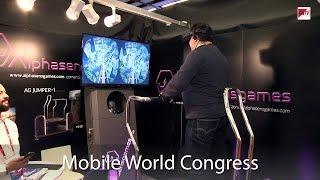 Virtual Reality, Roboter und mehr auf dem MWC 2017