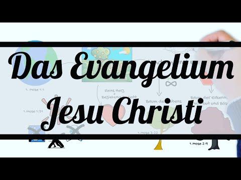 Das Evangelium Jesu Christi - In nur 7 Minuten!!