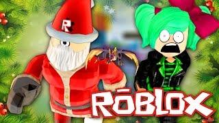 LAST ONE! | Roblox Escape the Santa Obby w/ SallyGreenGamer!